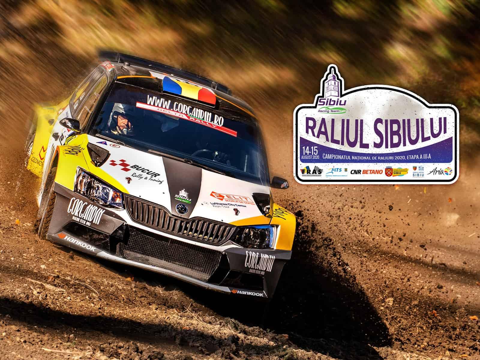 S-a dat startul înscrierilor la Raliul Sibiului 2020