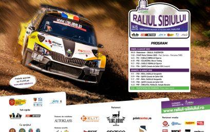 Programul Raliului Sibiului 2020