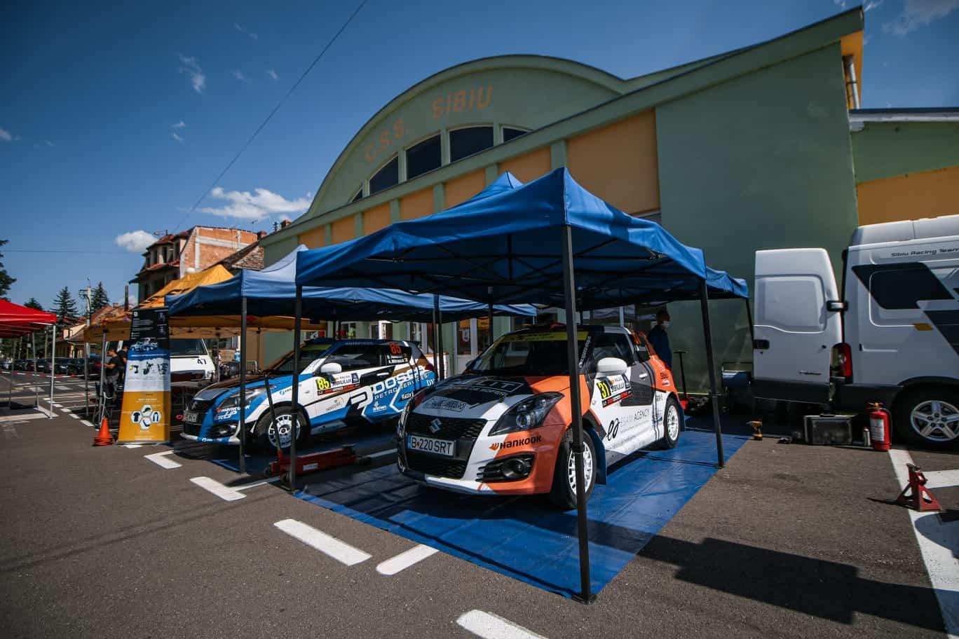 """Echipa Sibiu Racing Team: """"Sperăm la o etapă emblematică atât din punct de vedere organizatoric, cât și competițional."""""""