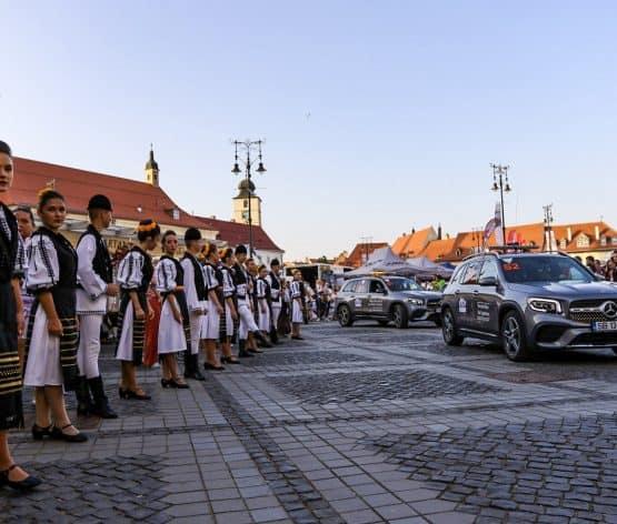 Raliul Sibiului 2021 a debutat în mare fast